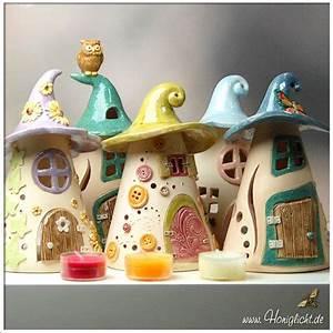 Feenhaus Selber Basteln : ber ideen zu keramik auf pinterest keramiken ~ Lizthompson.info Haus und Dekorationen