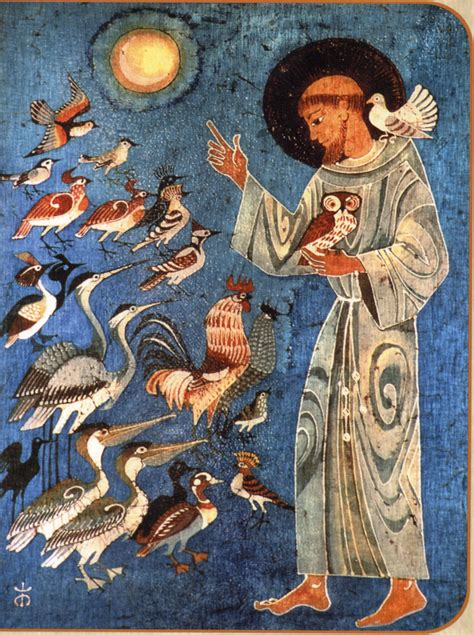 francois d assis blessing of the animals feast of st francis of assisi