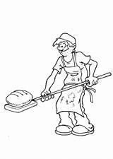 Coloring Bread Chef Bakery Roasting Wallace Gromit Doghousemusic Anime Bulk Bear Bulkcolor sketch template