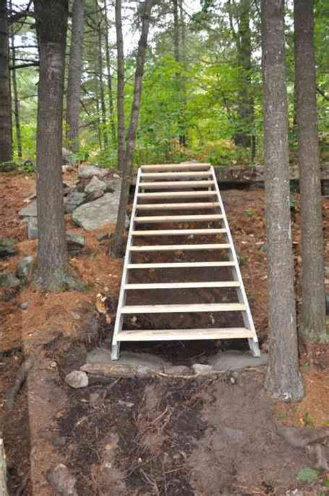 outdoor steps outdoor stair stringers by fast stairs com