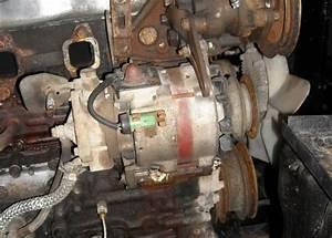 3b Alternator  Green Plug