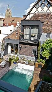 Amenager Petit Balcon Appartement : amenager piscine dans un petit espace appartement duplex ~ Zukunftsfamilie.com Idées de Décoration