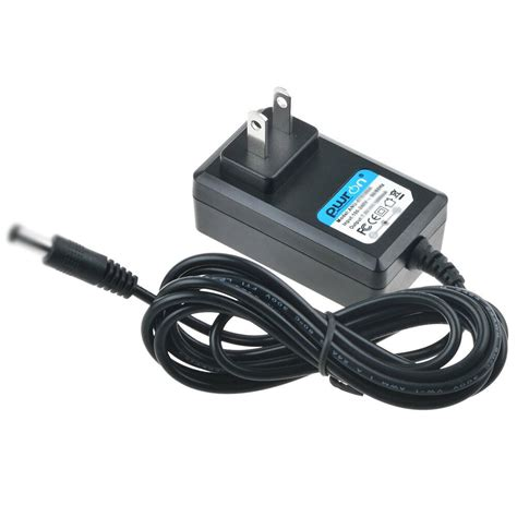 PwrON 7.5V DC Adapter For Brookstone Tranquil Moments ...