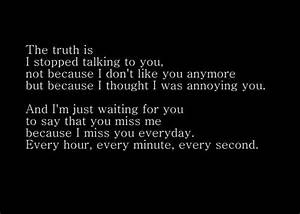 miss you quotes on Tumblr