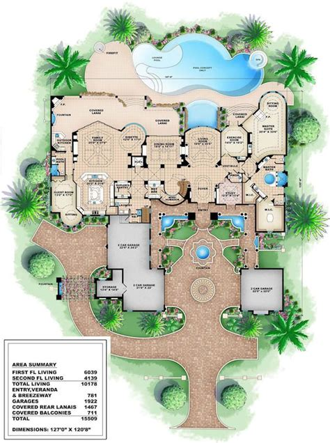 luxury homes floor plan images home furniture designs