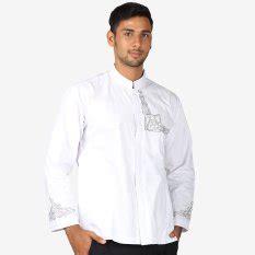 Baju Koko Al Luthfi Bm Al 16 jual baju muslim pria terbaik termurah lazada co id