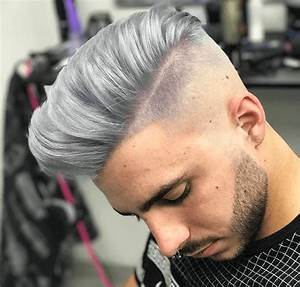 5 tendencias de color de cabello para hombres y cómo elegir la mejor