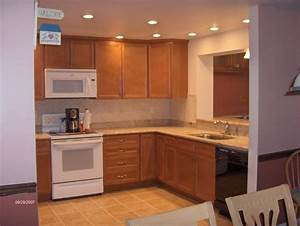 Installing recessed lighting in a kitchen : Recessed lighting top in kitchen