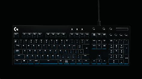 Logitech Unveil Two New Mechanical Keyboards, The G610