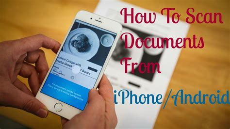 how to scan on iphone how to scan documents from mobile iphone now take scan