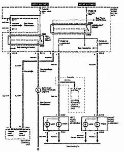 sunroof wiring diagram acura cl acura auto parts catalog With acura tl wiring diagram besides 1997 acura cl fuse box diagram besides