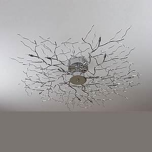 Deckenleuchte 80 Cm Durchmesser : deckenleuchte treelamp chrom mit 80cm durchmesser wohnlicht ~ A.2002-acura-tl-radio.info Haus und Dekorationen