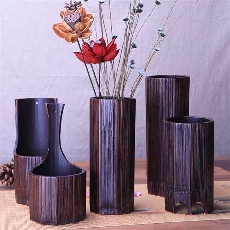 Vase Stand Decor Vase Flower Vase by Wedding Decoration Flower Vases Bamboo Flower Pots Stands