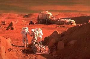 Colonizing Mars by 2023   Robert JR Graham