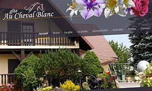Au Cheval Blanc : au cheval blanc agence de communication et site internet st louis saint louis mulhouse ~ Markanthonyermac.com Haus und Dekorationen