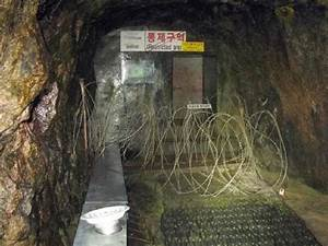 Inside the North Korean tunnels designed to move 30,000 ...