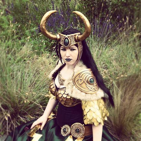Lady Loki Pretzl Cosplay