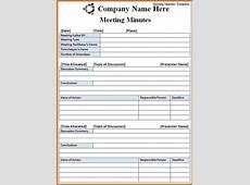 Template for meeting minutes Authorization Letter Pdf