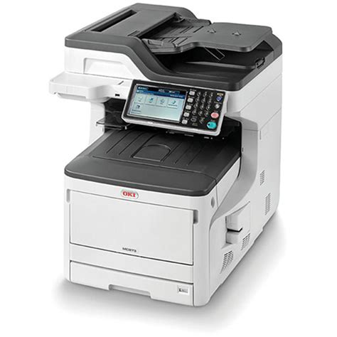 All One Color by Oki Mc873dn All In One Color Led Printer 62445301 B H Photo
