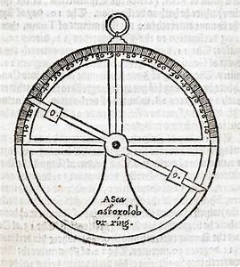 Astrolabe Drawing | Penobscot Bay History Online
