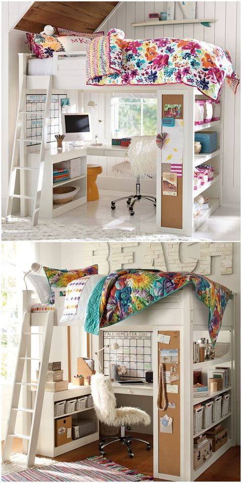 Amazing Kids Room  Loft Bed, Small Kidsroom, Small Space