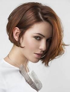 Coupe Cheveux Visage Ovale : coupe courte visage ovale cheveux fins ~ Melissatoandfro.com Idées de Décoration
