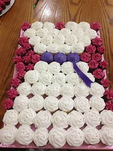bridal shower cupcakes lincoln39s wedding pinterest With wedding shower cupcakes
