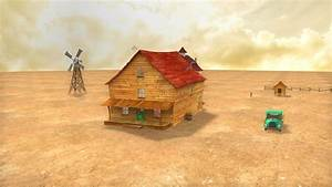 Courage The Cowardly Dog House In 3D (Day) - YouTube