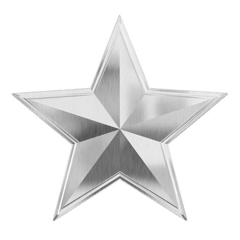 silver festive christmas star png image purepng