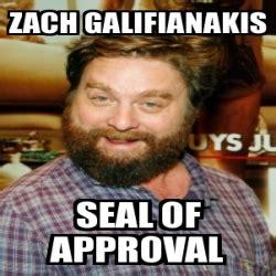 Zach Galifianakis Memes - zach galifianakis meme generator