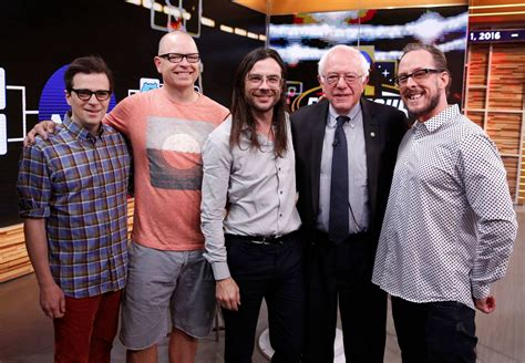 weezer album bernie sanders mature tepid comeback slightly albeit continues michigandaily