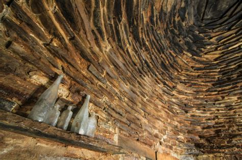 Corbelled Ceiling the historic corbelled houses of the karoo in south africa