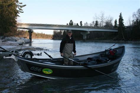 Willie Boats Soldotna by Kasilof Drift Boat Alaska Fishing Trips With Glassmaker