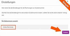 Vodafone Rechnung Email : mobilfunk rechnung finden drucken ~ Themetempest.com Abrechnung