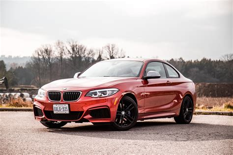 beautiful interior home review 2018 bmw m240i coupe canadian auto review