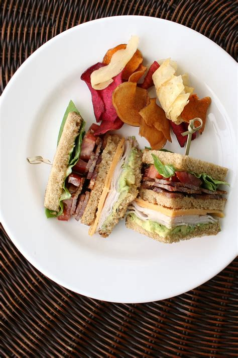 how to make the best turkey how to make the best club sandwich popsugar food
