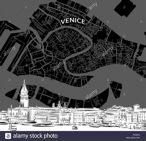 veneto map vector stock  veneto map vector stock