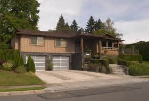 split level garage remodeling craig sawyer designs