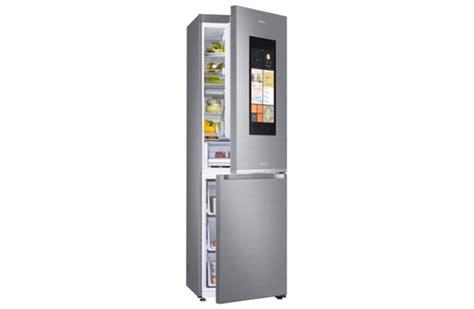 samsung cuisine samsung lance le réfrigérateur congélateur rb7500 family