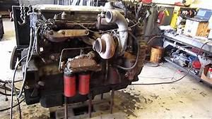 1997 Detroit Diesel Series 60 Ddec Iv 12 7l Engine Running