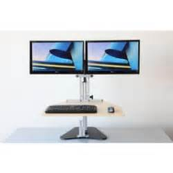 kangaroo desktop riser dual monitor solutions