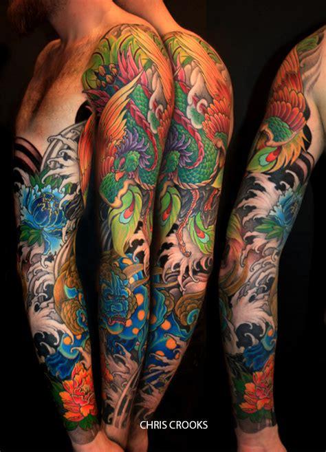 tatouage japonais tatouage japonais et fleur de lotus inkage