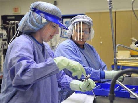 hospital jobs easily   central sterile