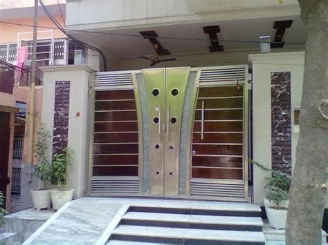 modern iron doors ss designer gate view specifications details of