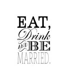 eat drink and be married invitations eat drink and be married rubber st wedding rubber st