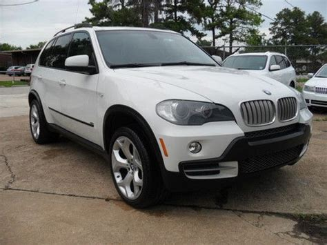 Sell Used 2007 Bmw X5 48i Sport Utility 4door 48l In