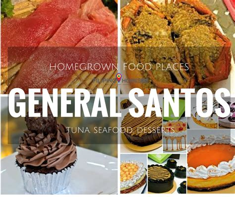 santos cuisine homegrown food places in gensan homes