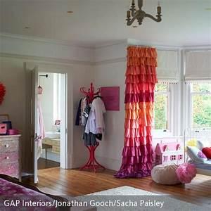 Hochbett Vorhang Nähen : die besten 25 vorhang rosa ideen auf pinterest babyrosa vorh nge rosa vorh nge und ikea ~ Markanthonyermac.com Haus und Dekorationen