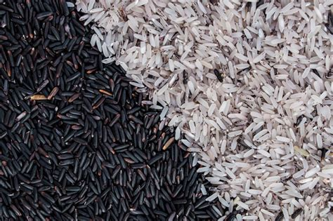 health benefits  black rice healthy diet base