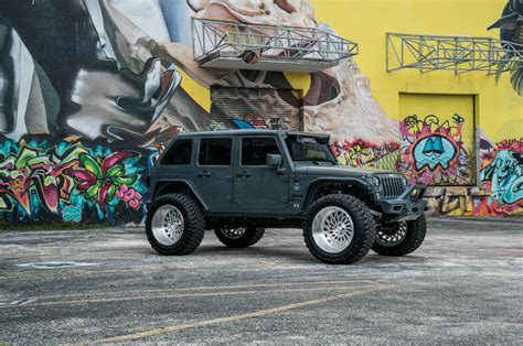 Jeep Wrangler JK | SF003 24 X 14 | Photos by Dale Martin ...